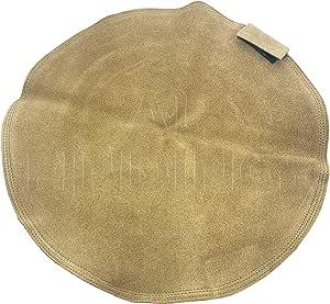 METAL WORKING LEATHER BEATER SHOT SAND BAG SHEET 18X14CM stitched jeweller LEDER