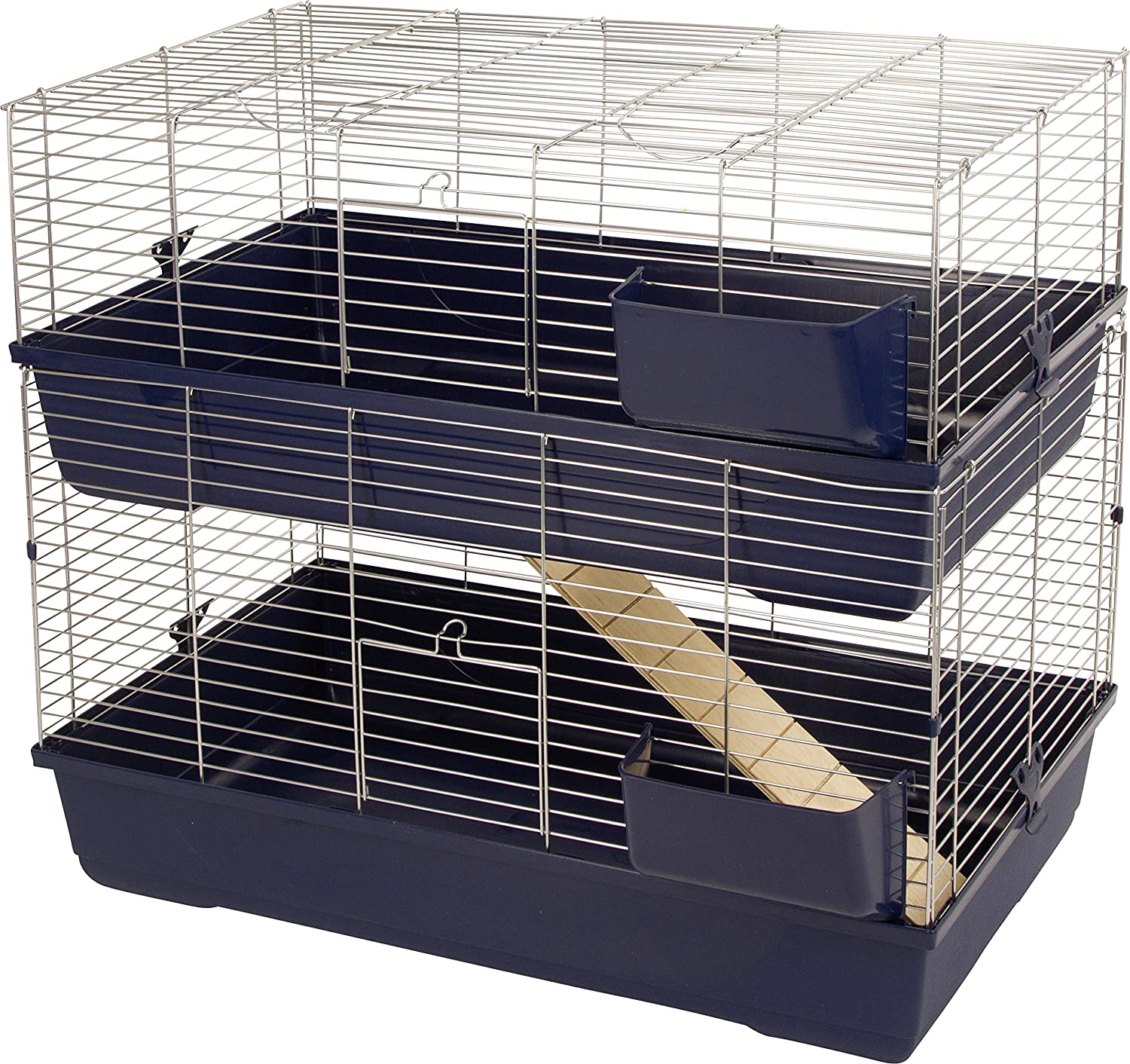Kerbl Small Maxi Baldo Animal Cage, 100 x 53 x 86 cm