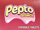 Pepto-Bismol BXPB25 Tablets, Two Tablets per