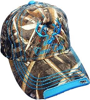 Amazon.com  Mossy Oak Ladies  Bling Cap  Sports   Outdoors 0b80777bef6e