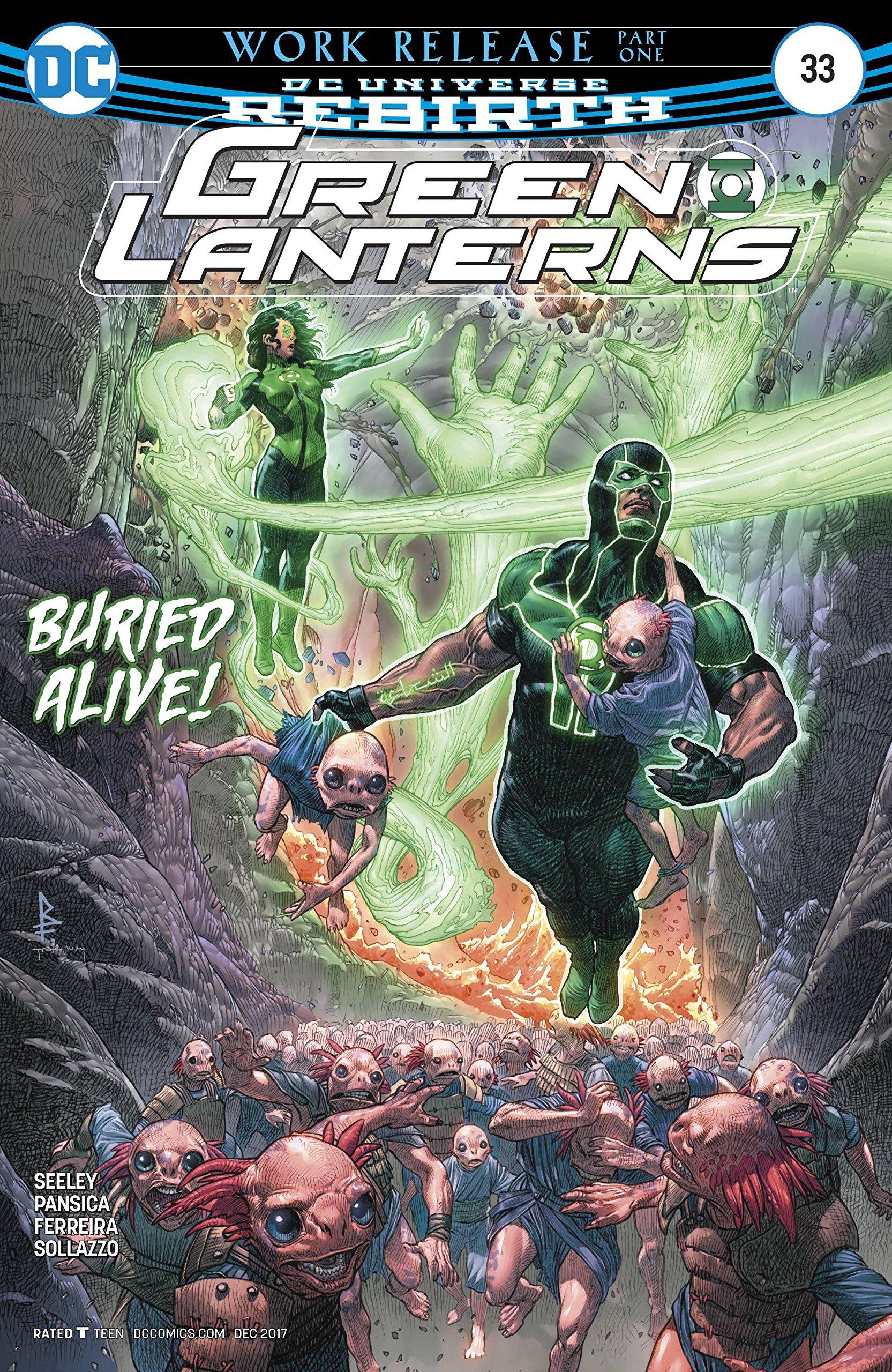 Read Online Green Lanterns #33 pdf