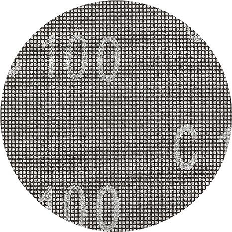 Lot de 25 disques abrasifs de 225 mm de diam/ètre pour ponceuse girafe exenterschleifer grain 150
