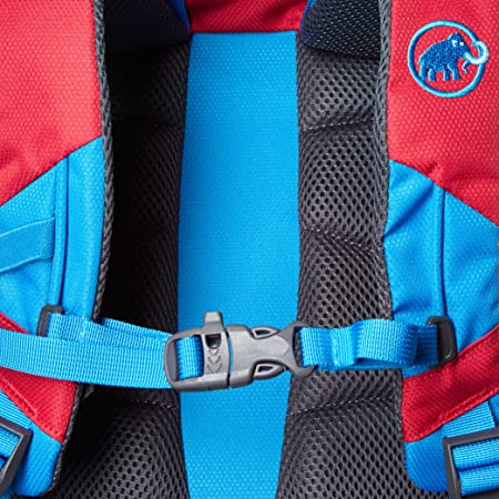 Mammut First Trion 5532, Mochila Unisex Adulto, Azul (Imperial/Inferno), 28x25x50 cm: Amazon.es: Deportes y aire libre