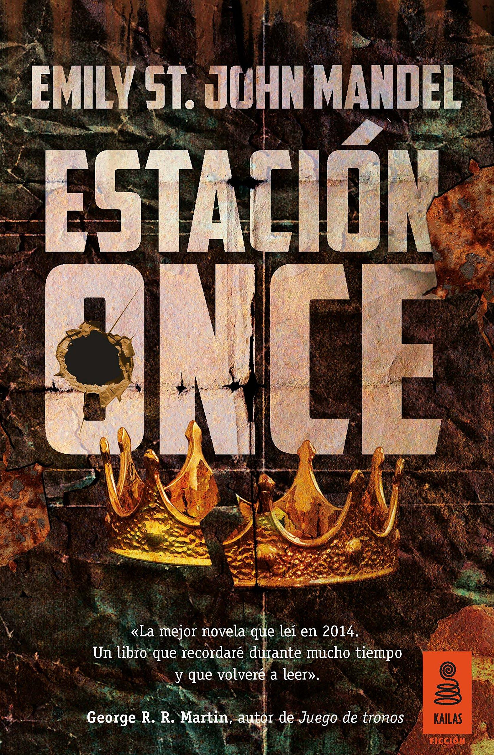 Estación Once (KF): Amazon.es: Emily St. John Mandel, Puerto Barruetabeña Díez: Libros