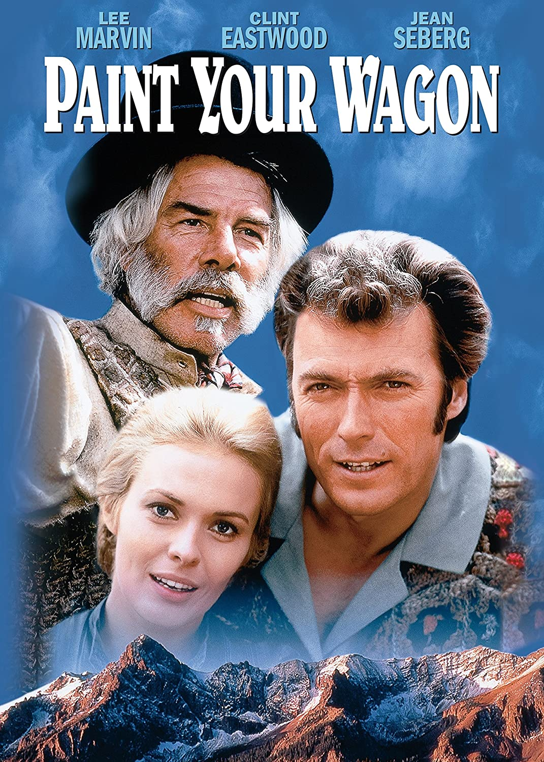 Paint Your Wagon Domestic