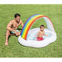 Intex Rainbow Cloud Inflatable Baby Pool
