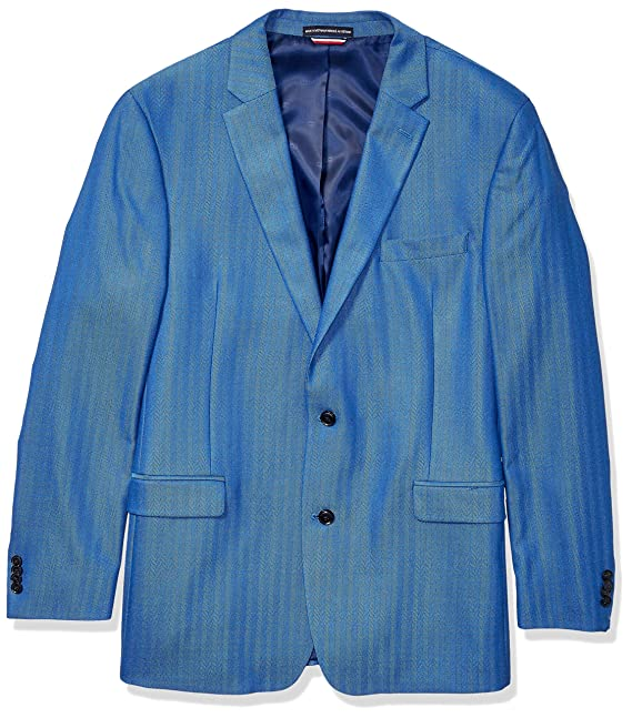 cb0572705f9 Tommy Hilfiger Mens Classic Blazer Business Casual Blazer  Amazon.ca ...
