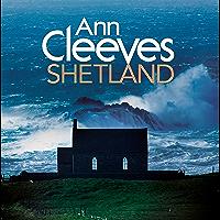 Ann Cleeves' Shetland book cover