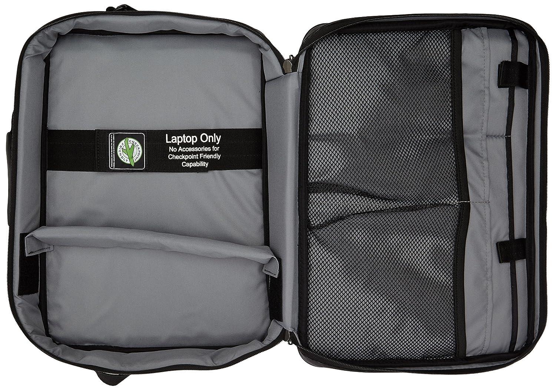 iPad//Tablette//eReader 16 pratique pour les contr/ôles de s/écurit/é {10 litres} gris Wenger 600646 INSIGHT Sacoche PC