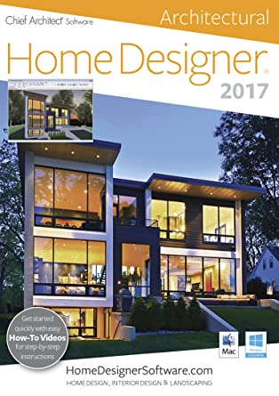 Amazon Com Chief Architect Home Designer Architectural