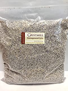product image for Homestead Gristmill — Non-GMO, Chemical-Free, All-Natural, Stone-ground Blue Corn Grits (10 lb)