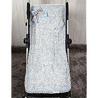 Babyline Caramelo - Colchoneta ligera para silla