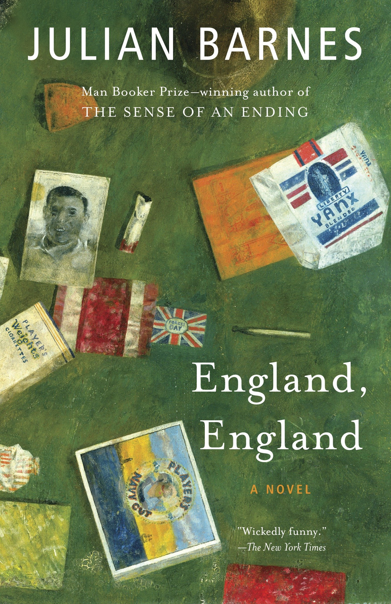 Download England, England pdf epub