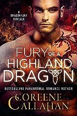 Fury of a Highland Dragon: Dragonfury Series SCOTLAND Book 1 Kindle Edition