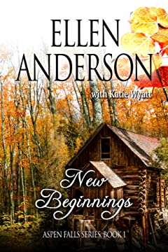 New Beginnings: Historical Western Romance (Aspen Falls  Book 1)