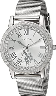 63b66a41993 Amazon.com  U.S. Polo Assn. Women s USC40078 Rose Gold-Tone Bracelet ...