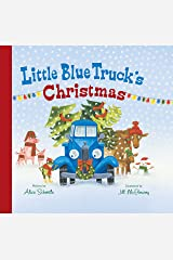 Little Blue Truck's Christmas Kindle Edition