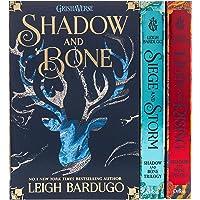 Shadow and bone pb slipcase: 1-3