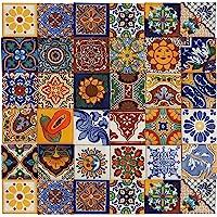 Cerames – Conrado – Azulejos Mexicanos decorados| 10x10cm
