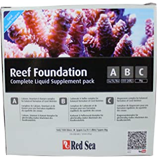 Cleaning & Maintenance Fish & Aquariums Smart Red Sea Reef Foundation B **buy 2 Red Seas Pay Only 2 Dollars Shipping On 2nd**