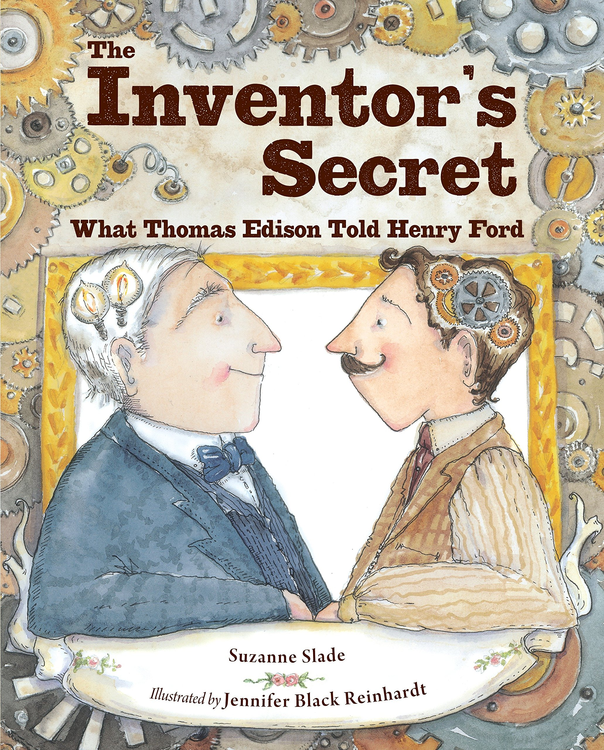 Download The Inventor's Secret: What Thomas Edison Told Henry Ford pdf epub
