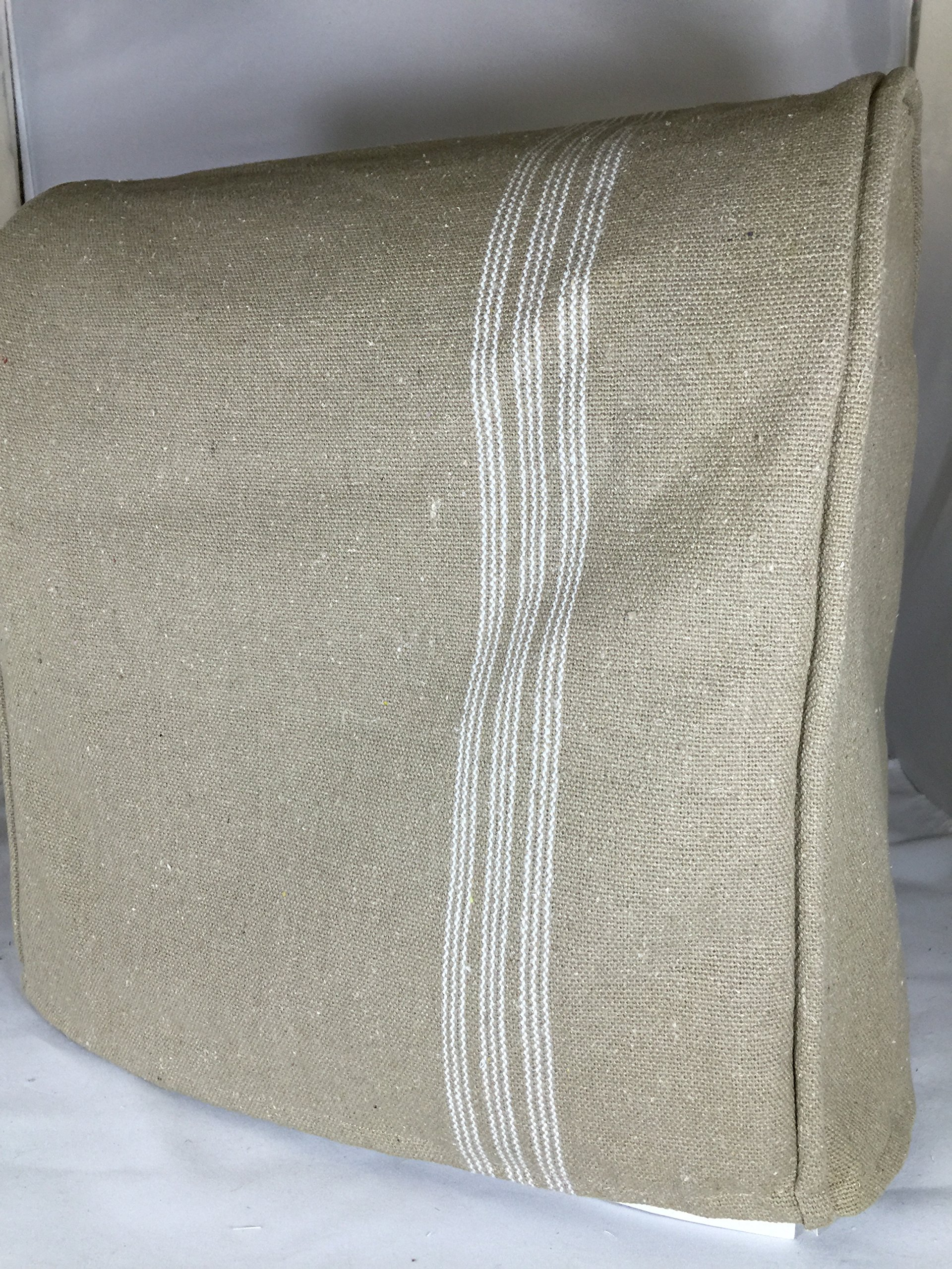 Lift Head KitchenAid Cover, Brown Feedsack
