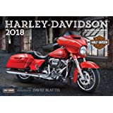 Harley-Davidson(r) 2018: 16-Month Calendar Includes September 2017 through December 2018 (Calendars 2018)