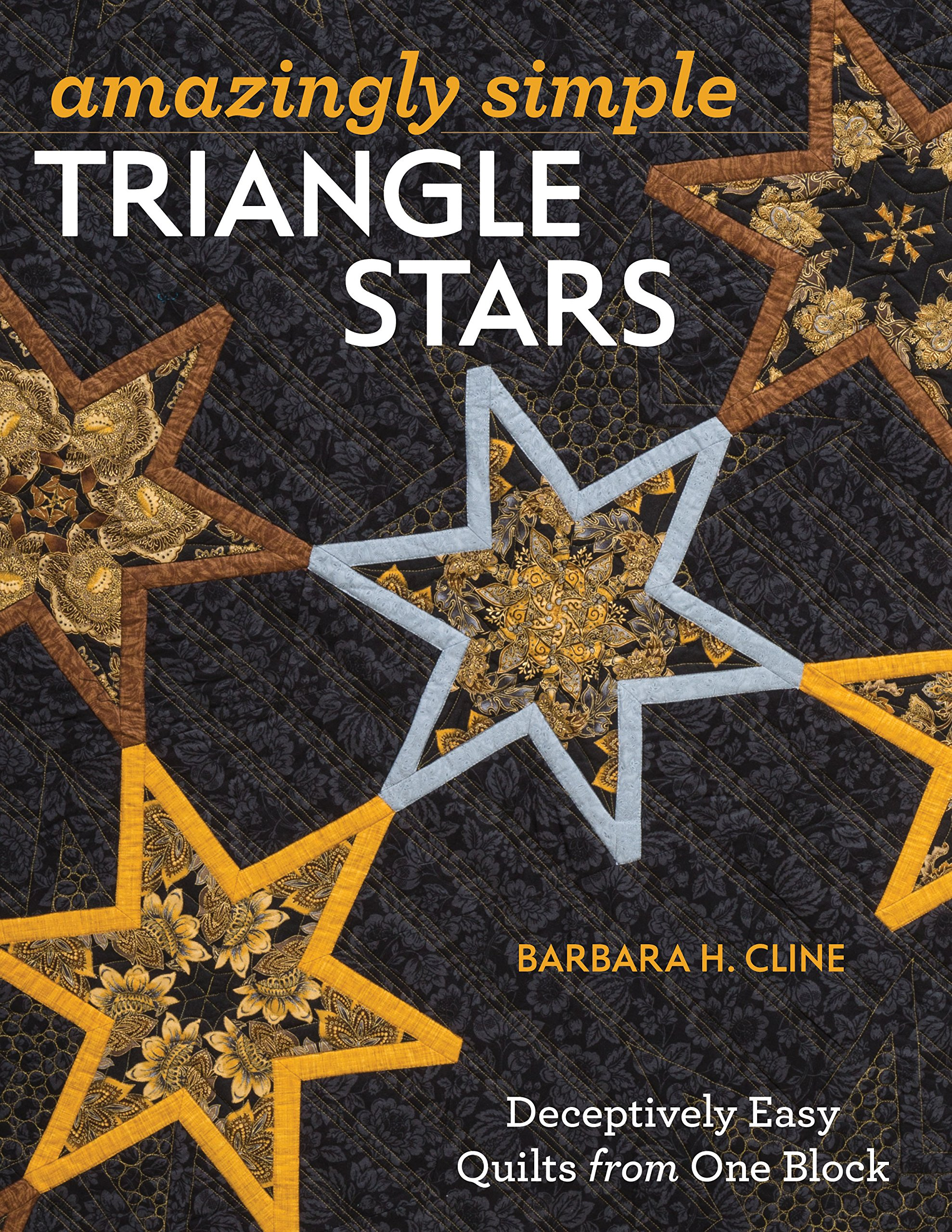 Amazingly Simple Triangle Stars pdf epub
