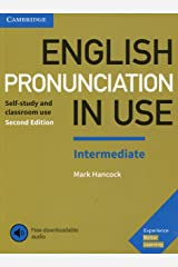 English Pronunciation in Use Intermediate Book with Answers and Downloadable Audio Paperback