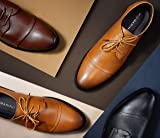 Marino Oxford Dress Shoes for Men - Formal Leather