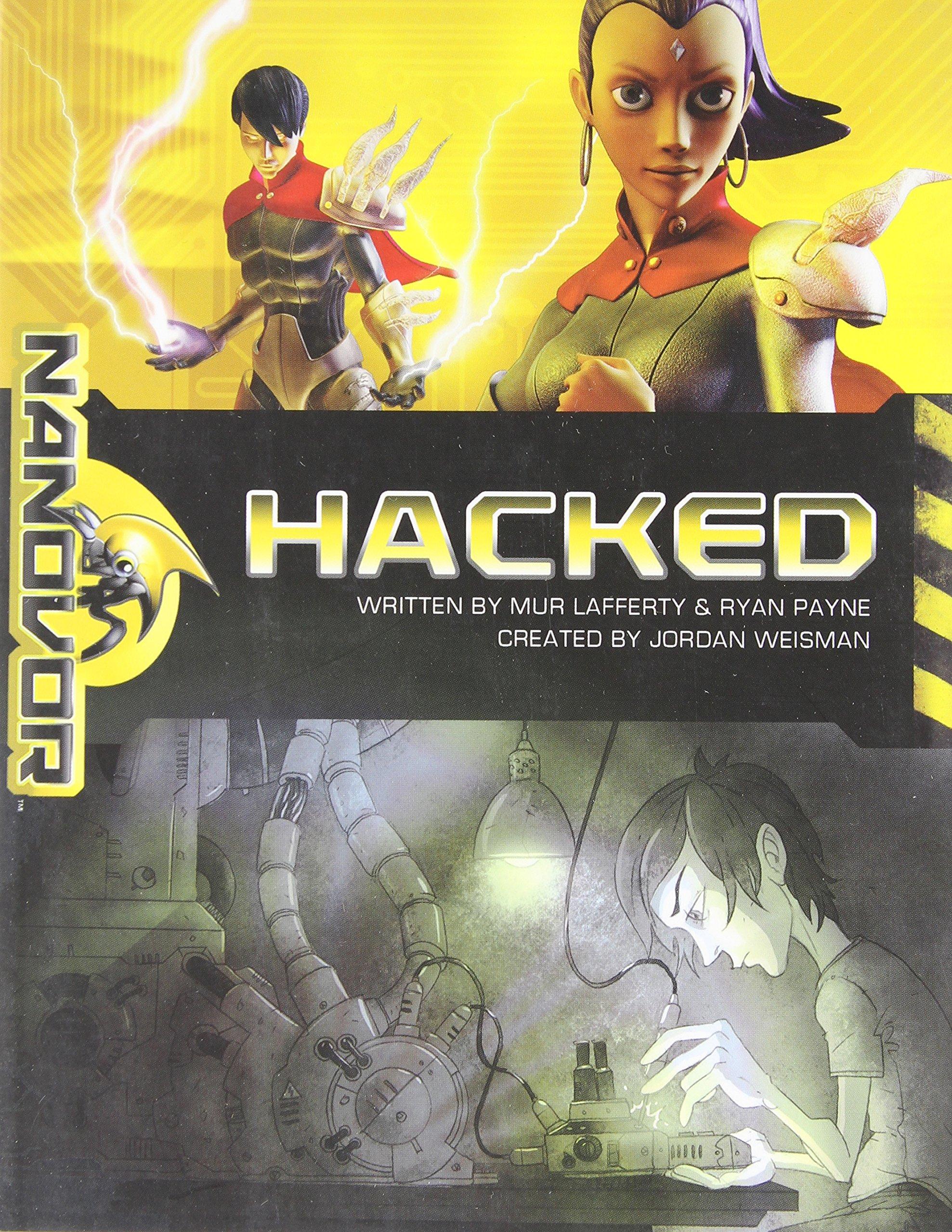 Read Online Nanovor: Hacked pdf