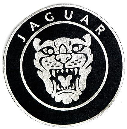 Amazon Com 10 5 Xxl Big Jaguar Logo Sign Car Racing Patch Sew Iron