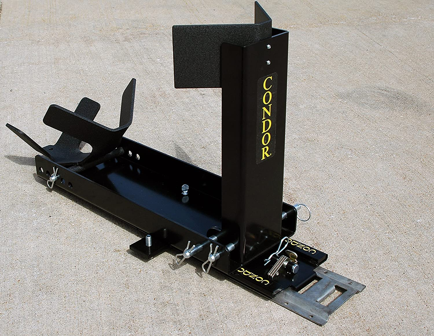 Part# SC2000 Trailer Stand Condor Motorcycle E-track Adapter for Trailer-only Chock E-TRACK ADAPTOR