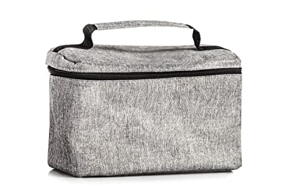 f8981c71c9eb Image Unavailable. Image not available for. Colour  Soft Insulated Lunch Bag  ...