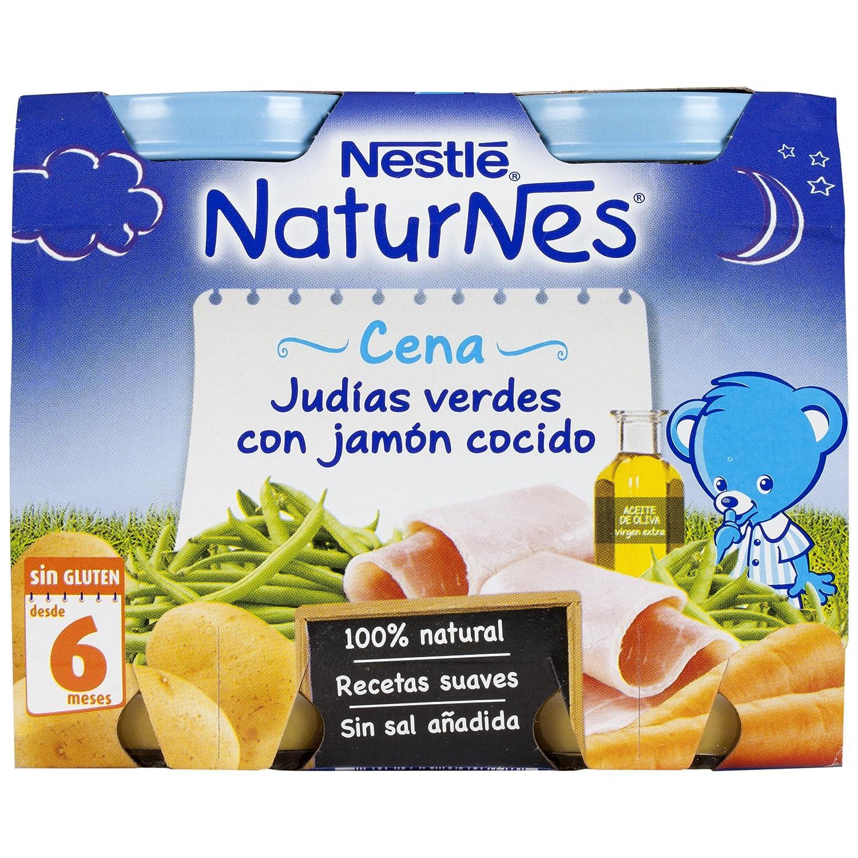 Nestlé Naturnes - Cena Crema De Verduritas Con Pavo A Partir De 6 Meses 400 gr - Pack de 3 (Total 1200 grams)