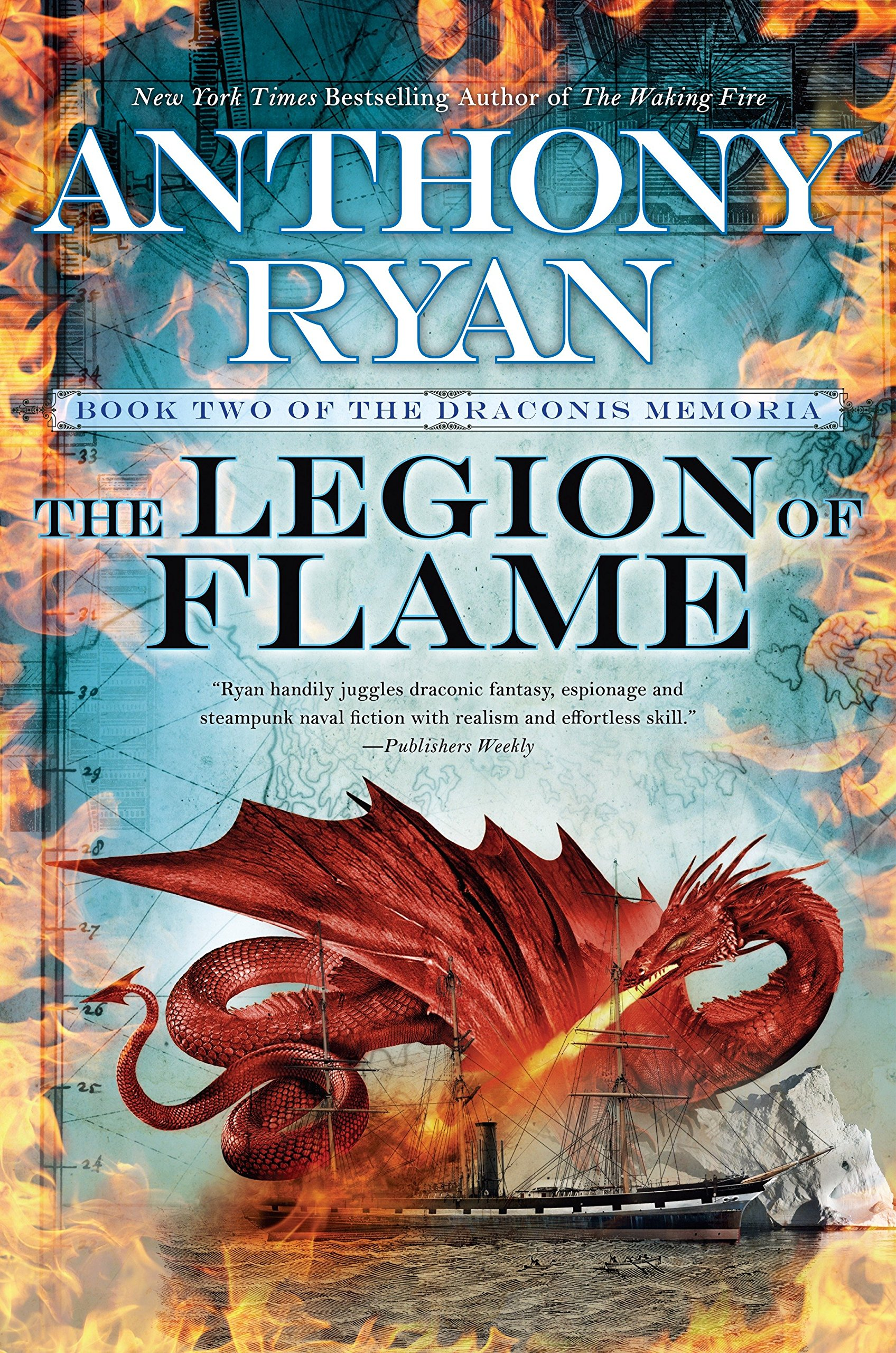 Download The Legion of Flame (The Draconis Memoria) ebook
