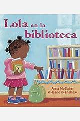 Lola en la biblioteca (Lola Reads) Paperback