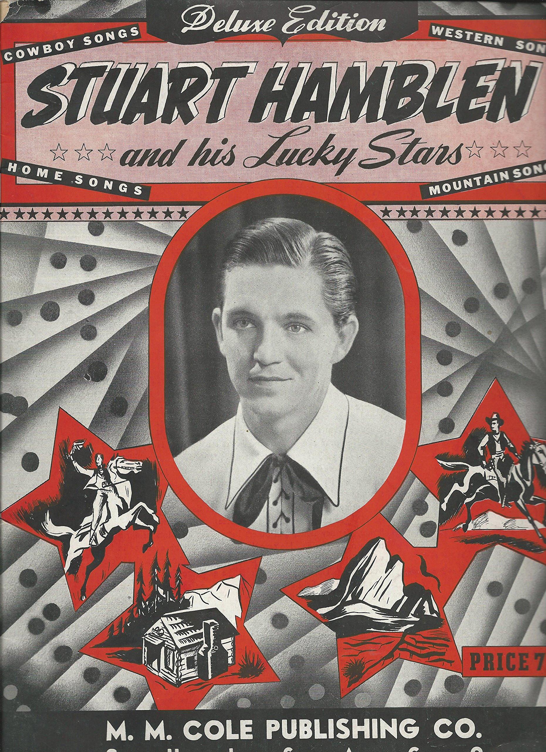 Image result for Stuart Hamblen & His Lucky Stars