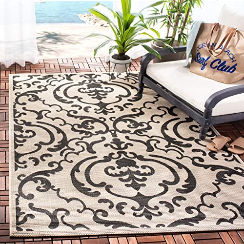 Safavieh Courtyard Collection CY2663 Indoor/ Outdoor Non-Shedding Stain Resistant Patio Backyard Area Rug