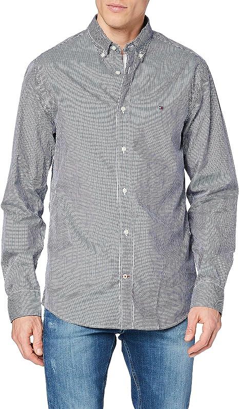 Tommy Hilfiger Fil Shirt Camicia Uomo