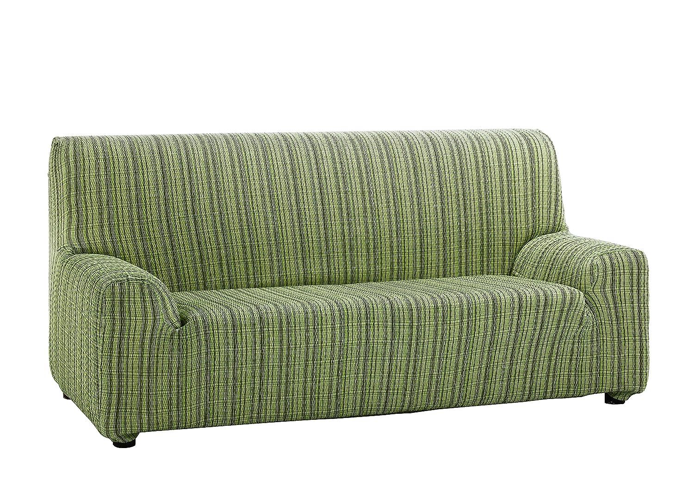 Martina Home Mejico - Funda de sofá elástica , Verde, 2 Plazas