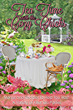 Tea Time With The Cozy Chicks (The Cozy Chicks Kitchen Series Book 2)