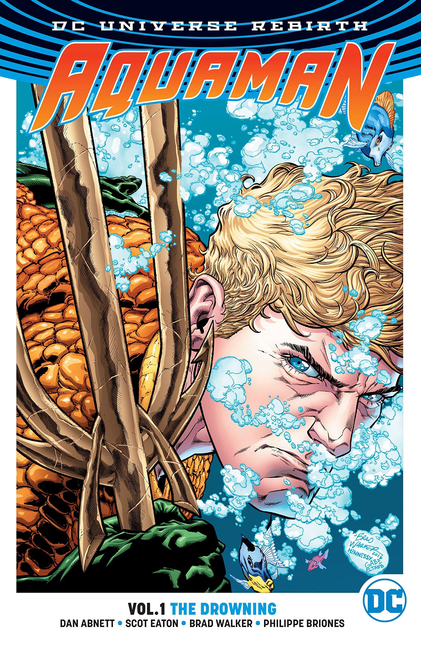 Aquaman  2016   Vol. 1  The Drowning  English Edition