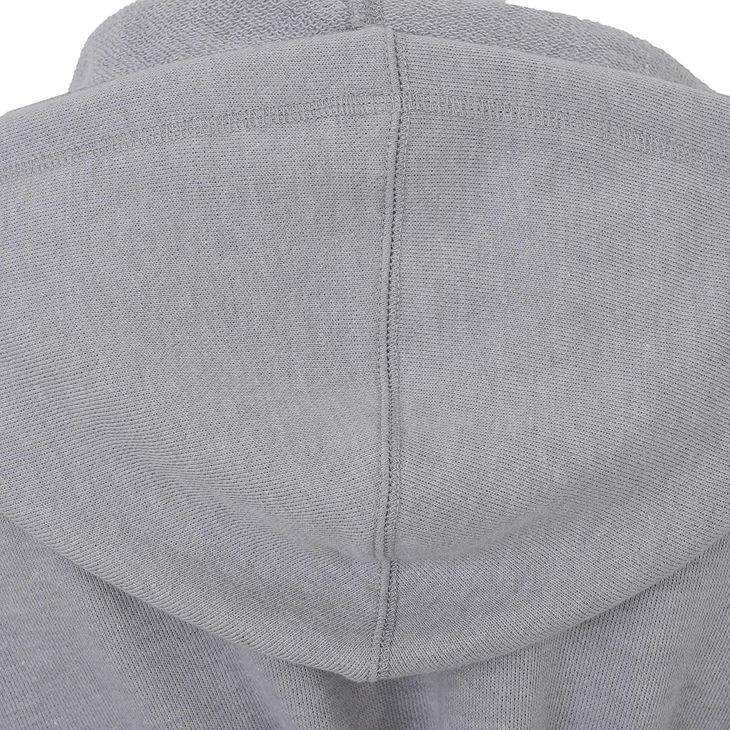DELIGHT Womens French Terry Regular Fit Zip up Hoodie