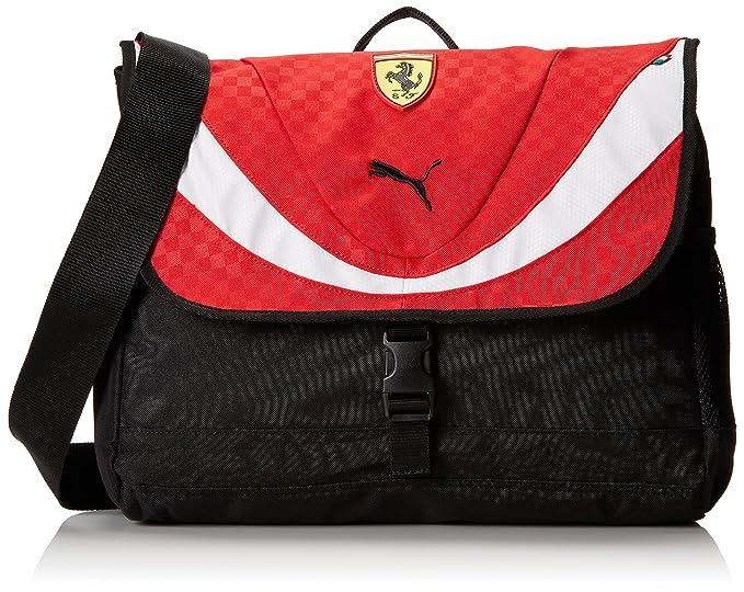 Amazon.com: Puma Hombre Ferrari Replica Bolsa de hombro ...