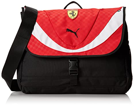 Amazon.com  PUMA Men s Ferrari Replica Shoulder Bag 8f9f70b743303