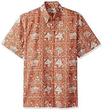 20456de4 Reyn Spooner Men's Lahaina Sailor Classic Fit, Pullover, Iconic ...