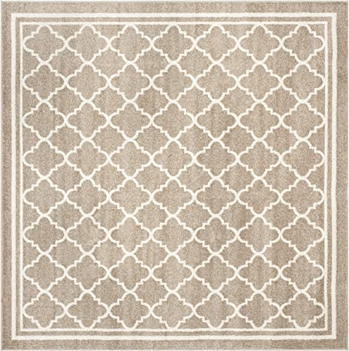 Safavieh Amherst Collection AMT422S Trellis Area Rug