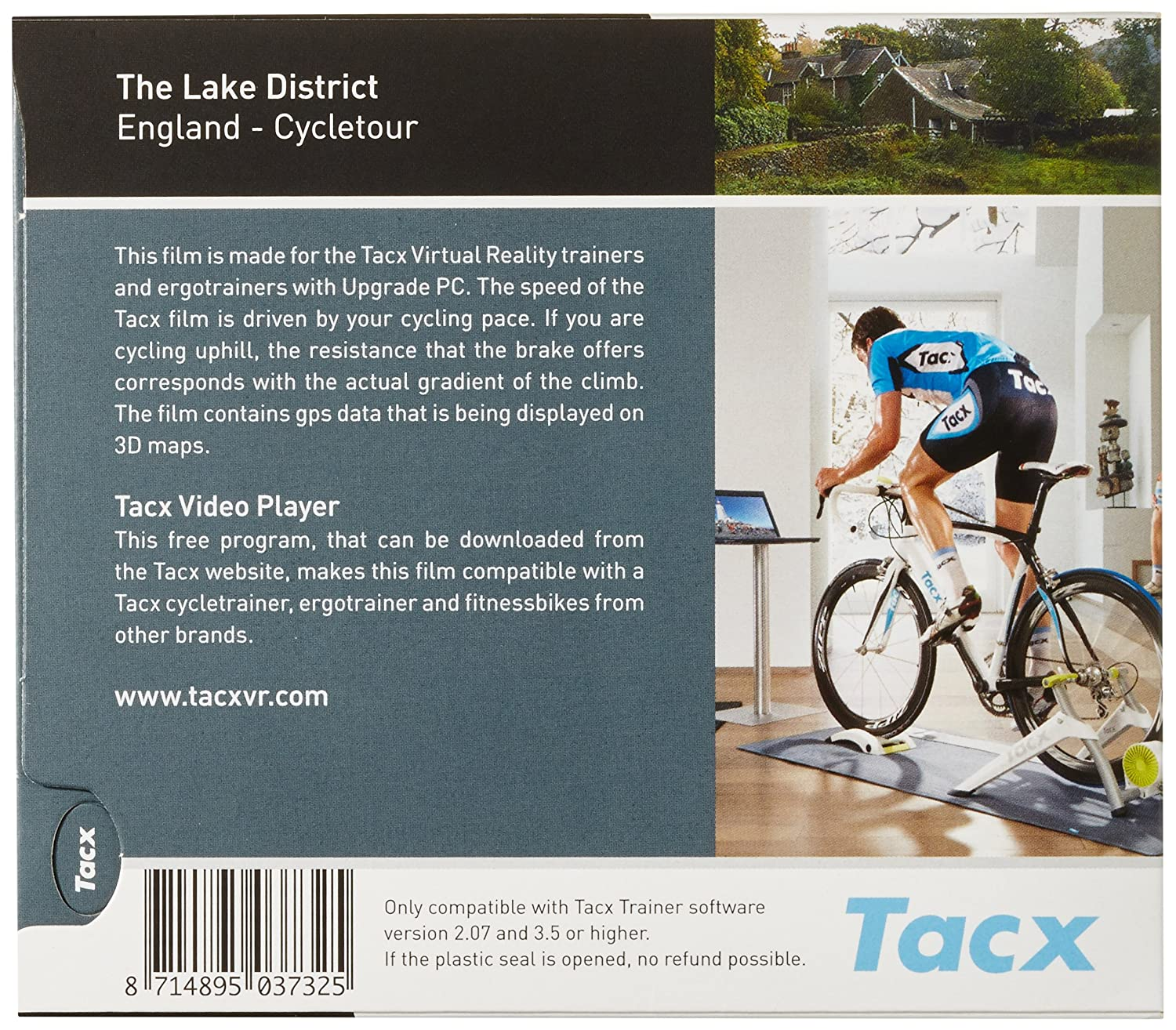 video cycling tacx