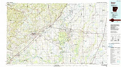 Amazon.com : YellowMaps Searcy AR topo map, 1:100000 Scale ... on fairmont map, pope map, nashville ar map, ukiah map, monticello map, enid map, carroll map, hendersonville map, del rio map, mountain view map, union map, lafayette map, dover map, benton county map, clovis map, bentonville map, jonesboro map, yukon ok map, shreveport la map, clarksville map,
